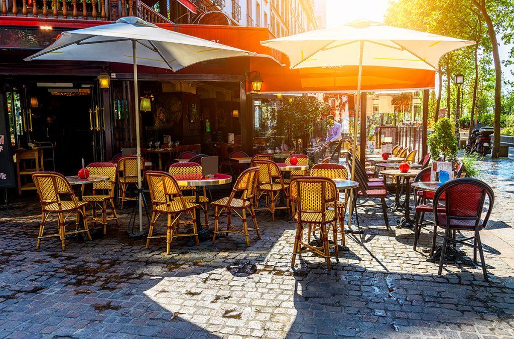 เรื่องน่ารู้เกี่ยวกับร้านอาหารในปารีส