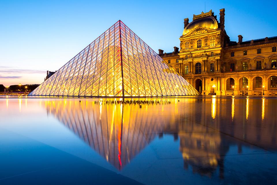 พิพิธภัณฑ์ลูฟว์ Louvre Museum