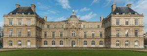 พระราชวังลักเซมเบิร์ก Luxembourg Palace