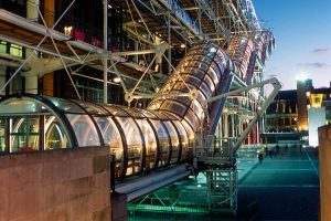 ศูนย์ศิลปะและวัฒนธรรมปงปีดู (Centre Georges Pompidou)