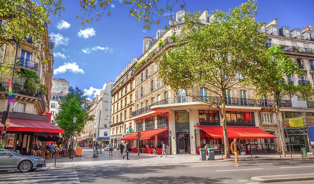 ท่องเที่ยว 10 สถานที่ท่องเที่ยวในปารีส ที่ห้ามพลาด!