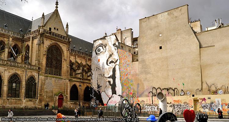 เมืองอาร์ต เมืองเก่าแห่งปารีส ย่านเลอ มาเรส์(Le Marais)