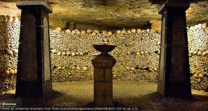 สุสานใต้ดินปารีส Catacombs of Paris