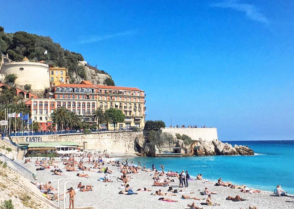 ท่องเที่ยวทะเลเฟรนช์ ริเวียร่า (French Riviera)