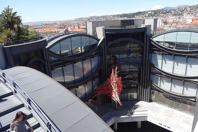 พิพิธภัณฑ์ศิลปะร่วมสมัย (Modern and Contemporary Art Museum - MAMAC)