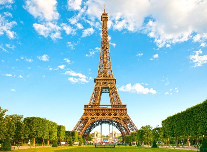 สถานที่เที่ยวปารีส