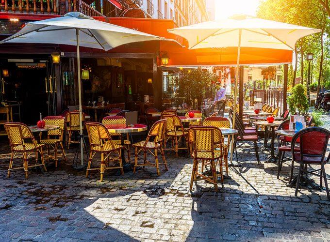 แนะนำย่านของกินในปารีส